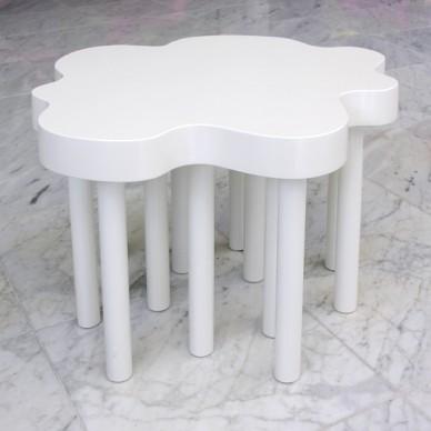 3 tafeltje wit hout 72 kopie