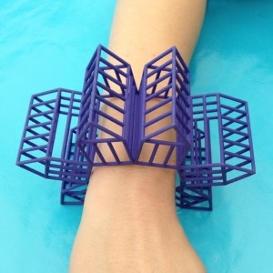 36bracelet house purple arm 72