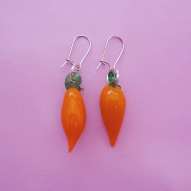 earring glass redpepper 72