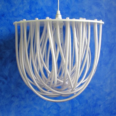 lamp white with white 72