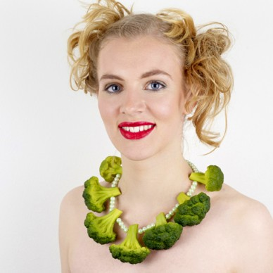 necklace broccoli OK 72