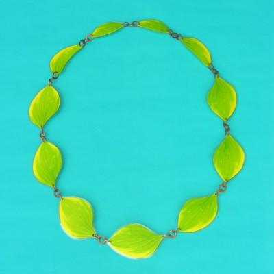 necklace lam leaf little lam 72
