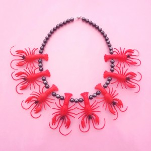 necklace lobster 72