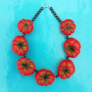necklace tomato 72