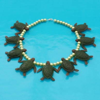 necklace turtle 72