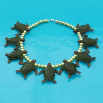 necklace turtle 72