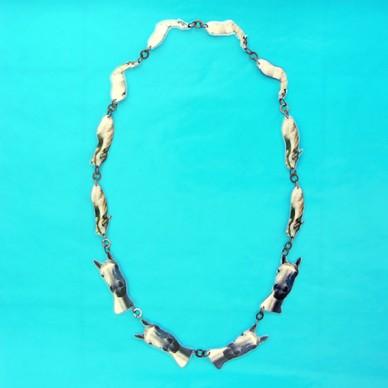 necklace lam horse OK 72