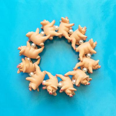 bracelet pig OK 72