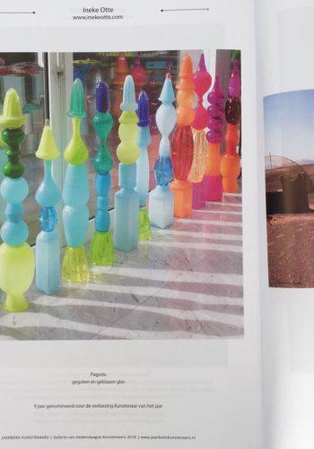 jaarboek kunstenaars io