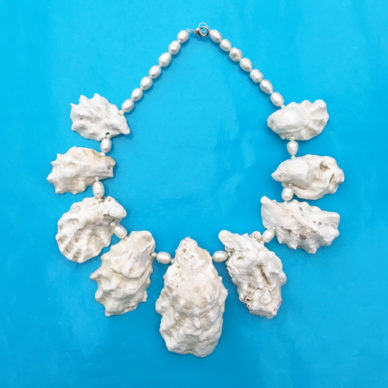 necklace oyster white 1 72