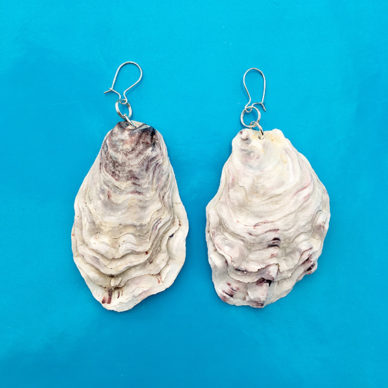 earring oyster grey 1 72