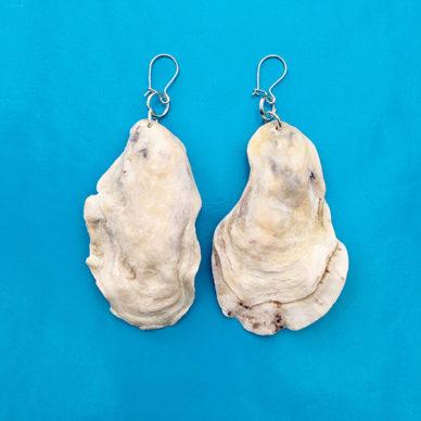 earring oyster white 2 72
